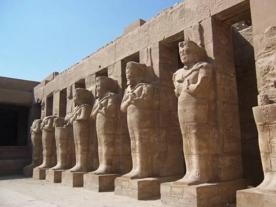 Археологи нашли в Египте дверь в загробный мир