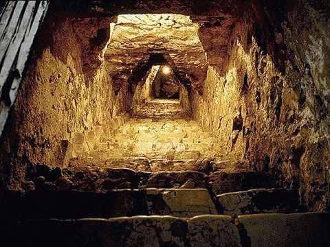 Межконтинентальные подземные тоннели исчезнувших цивилизаций