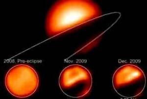 """Астрономы получили """"близкие фото"""" загадочного темного объекта"""
