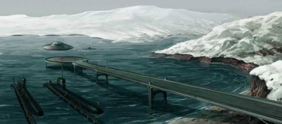 4-й рейх во льдах Антарктиды
