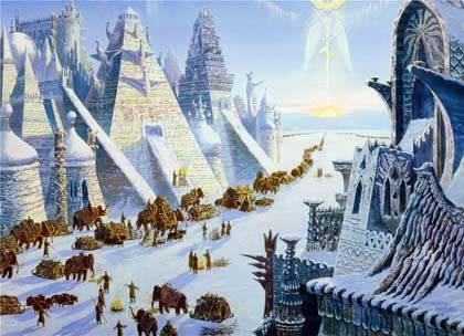 «Рай» совсем близко.На Русском Севере процветала загадочная Гиперборея