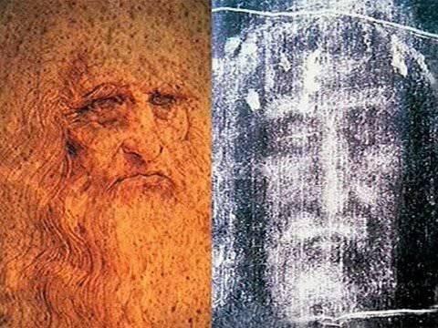 Туринская плащаница - шедевр Леонардо да Винчи?