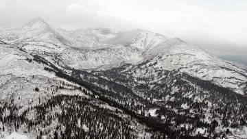 Охотник утверждает, что спас в горах Кузбасса снежного человека