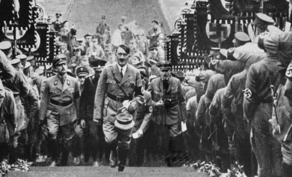 Череп Гитлера оказался женским