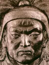 Где похоронен Чингисхан