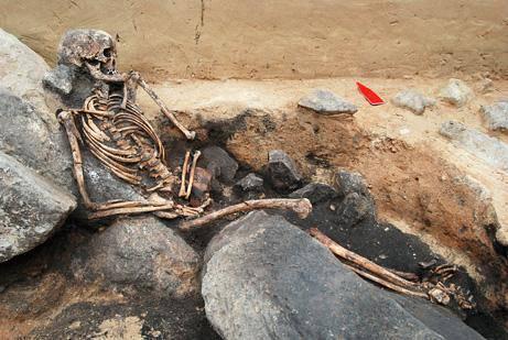 Десять самых значительных археологических находок 2009 года