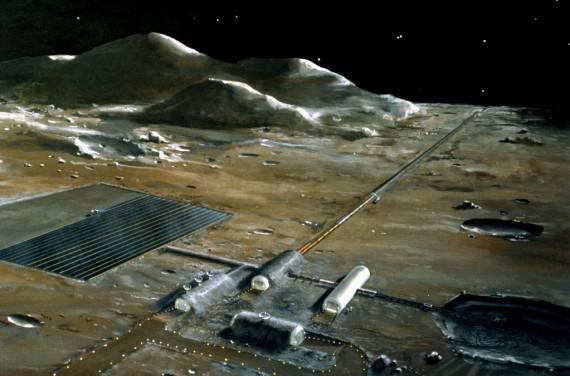 Академик Борис Черток: «Именно сейчас есть смысл лететь и строить базы на Луне»