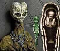 Где похоронены пришельцы?!