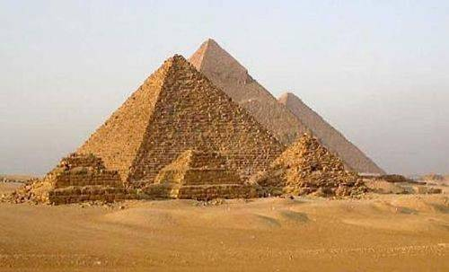 пирамиды марс фото