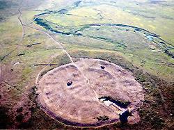 Древний Аркаим: загадки аномальной крепости