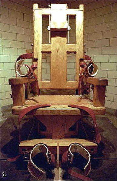 История изобретения электрического стула