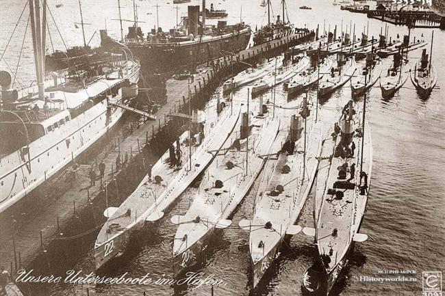 подводные лодки антарктида третий рейх
