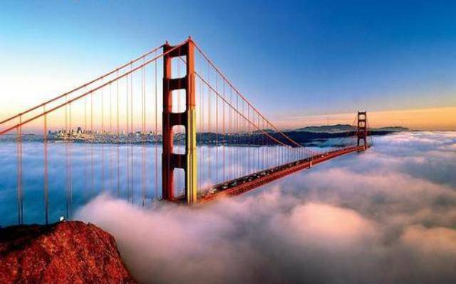 Golden Gate Bridge Wallpaper Hd