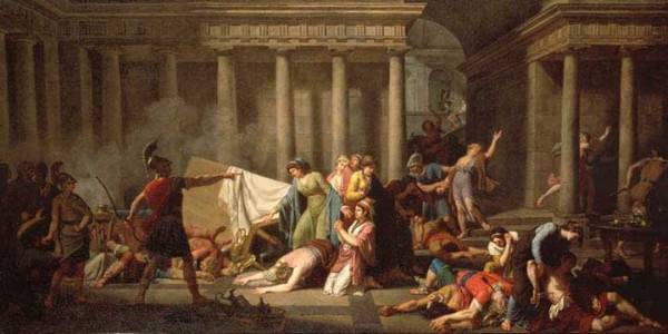 kill and odysseus slaughters bunches
