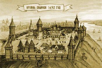 Древняя страна городов в Прикамье.