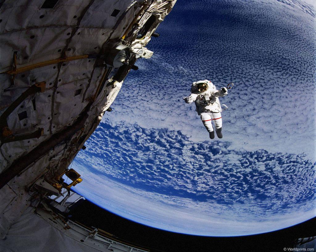 Пропавшие космонавты