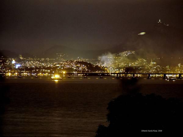 Бразилия будет изучать НЛО