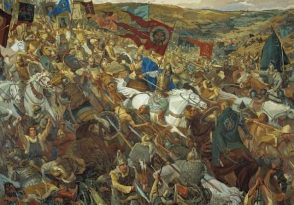 Тайна Куликовской битвы