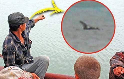Чудовище сибирского озера Чаны круче лох-несского