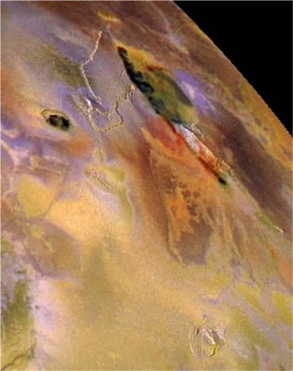 Спутник Юпитера, Ио