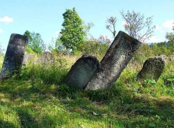 Блуждающие могилы