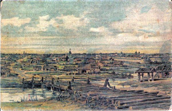 возраст Москвы