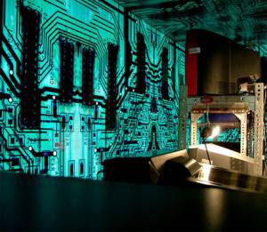 Транзистор - часть инопланетных технологий