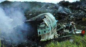 Тайна разбившегося самолета. Самые жуткие места на Земле