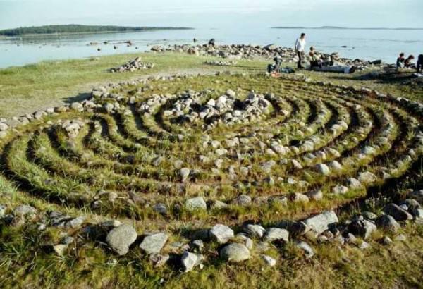 Магия каменных лабиринтов