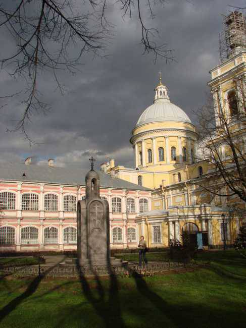 Мистика Санкт-Петербурга