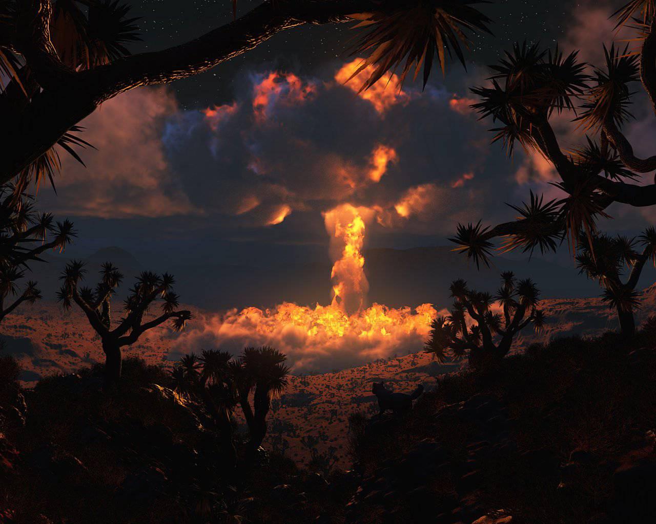 Ядерная война… 3000 лет назад?!