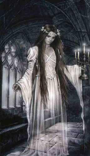 Привидения - это разумные голограммы