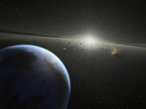 Разработана новая метеоритная гипотеза появления на Земле золота