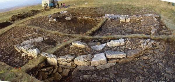 В окрестностях Кисловодска археологи обнаружили следы неизвестной цивилизации
