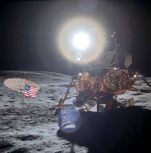 Раскрыта одна из загадок миссии «Аполлон-14»