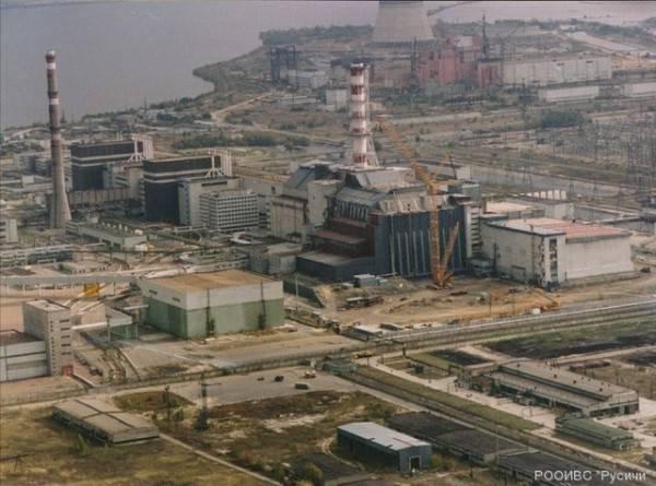 25 лет Чернобыльской катастрофы.