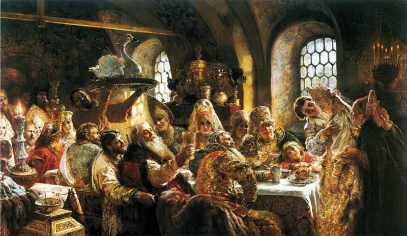 Что и как ели на Руси?