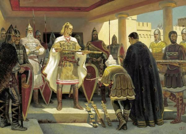Атаман Святослав