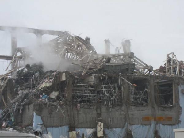 Новые «сюрпризы» «Фукусимы»