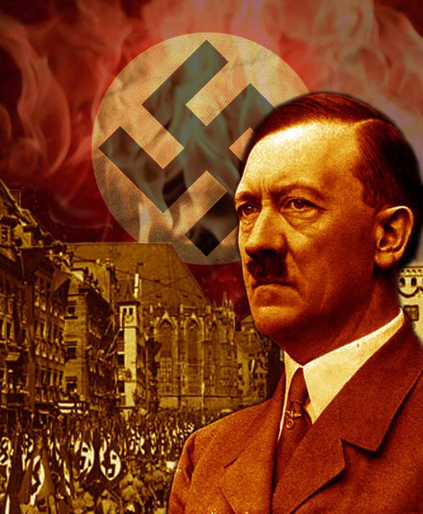 Истории существования Германских Рейхов, от Первого до Четвертого