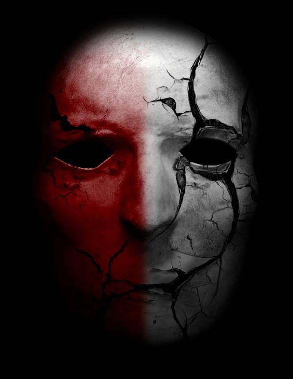 Загадочная маска смерти