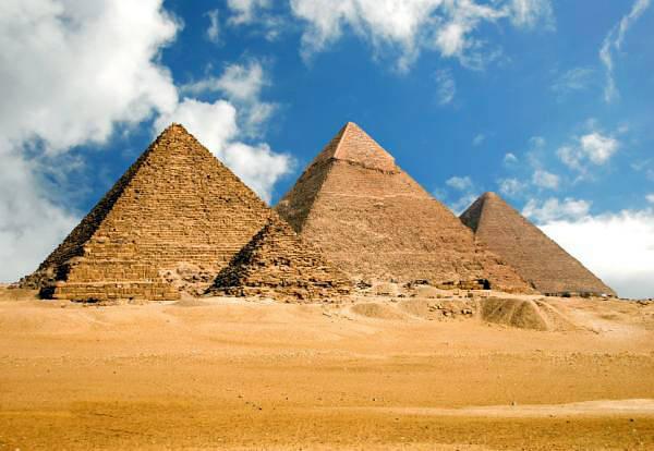 Пирамиды служили источниками энергии