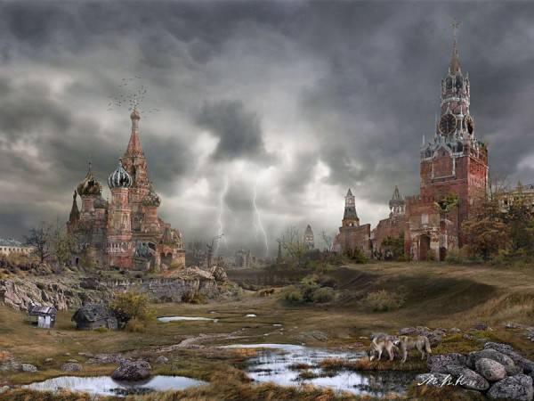 Предсказания Доминика Рикарди о будущем России, сделанные в 2000 году