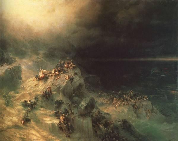 Как Творец исправлял ошибки. Ожидает ли человечество новый Всемирный потоп?