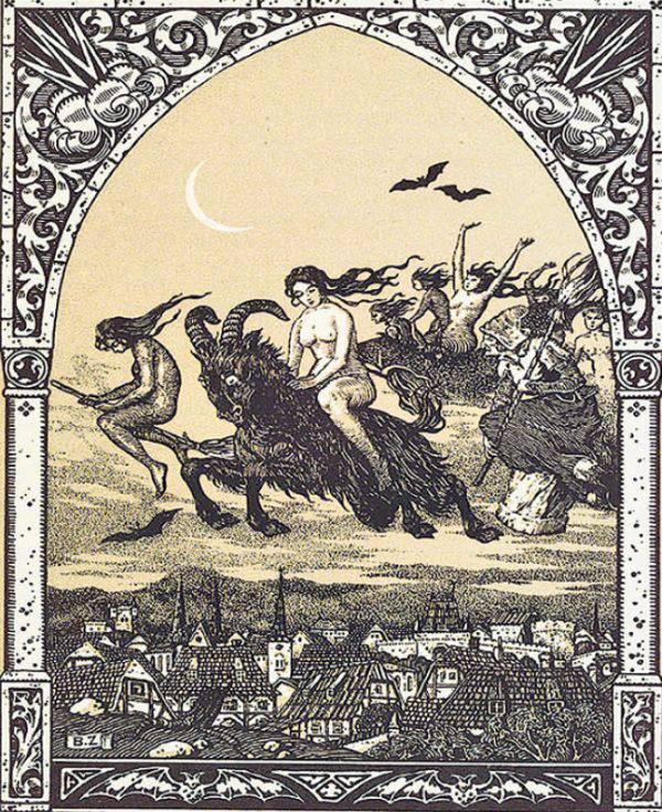 Молотом по ведьмам