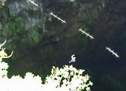 Что за «дротики» летают рядом с нами?