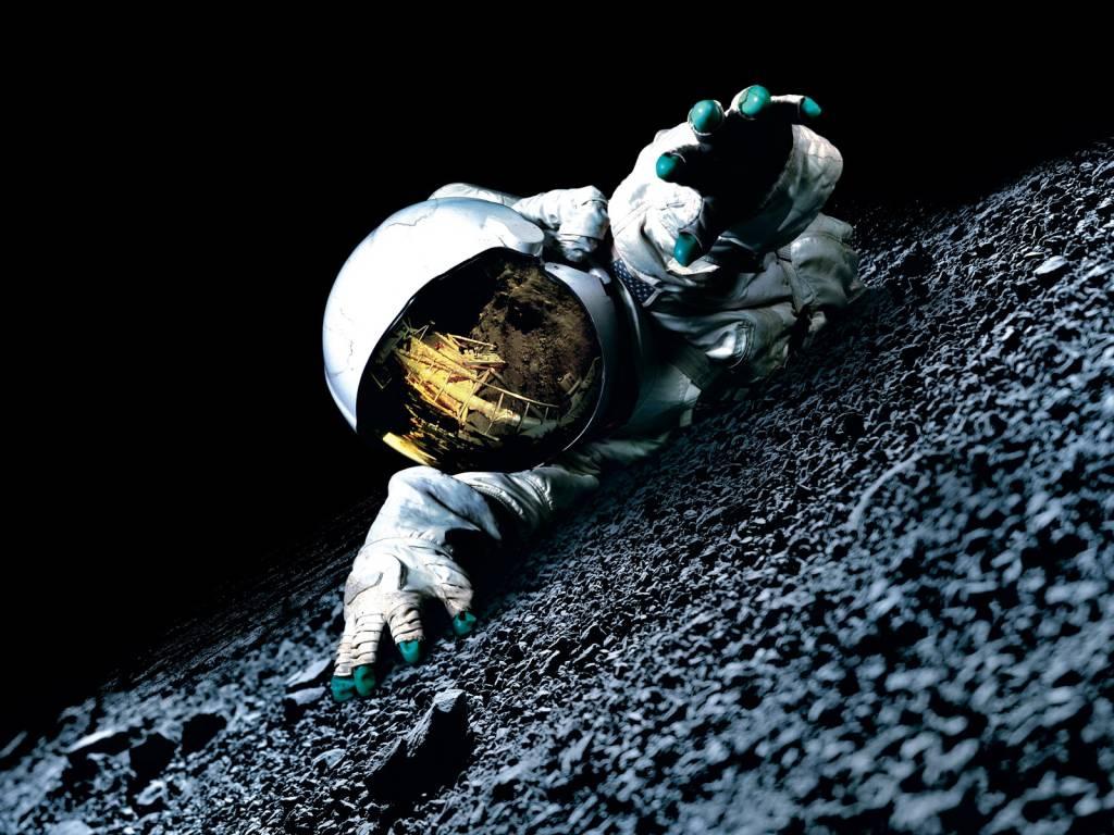Хоррор «Аполлон 18» — вот почему мы больше на Луну не летаем…