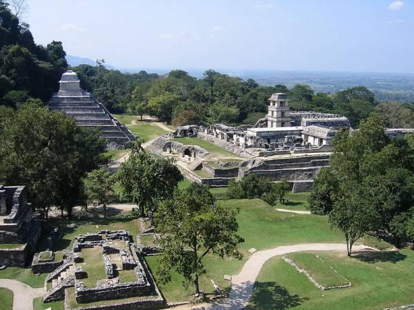 Секреты цивилизации майя