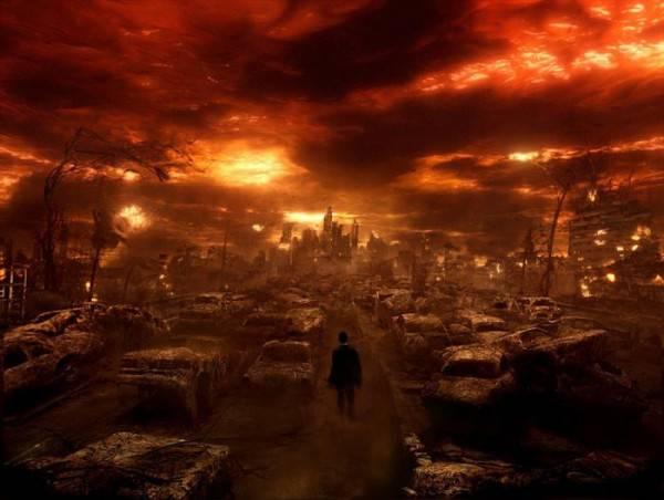 Сумасшедшие поступки в ожидании апокалипсиса