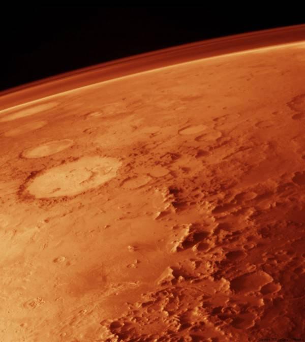 Ученым удалось получить лучшее из подтверждений о существовании на Марсе океана